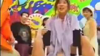 Japanese adult tv game remarkable, very