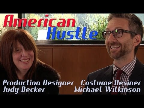 DP/30: American Hustle, Production & Costume Design