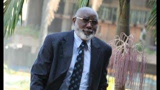 Former Kilome MP Harun Mwau files petition at Supreme Court challenging Uhuru re-election