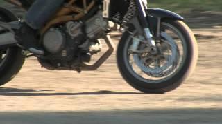 Přežít a nezabít - Na motorku po zimě