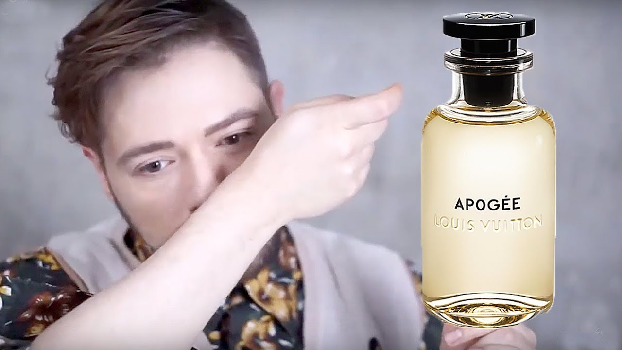 louis vuitton apog e eau de parfum first impressions youtube. Black Bedroom Furniture Sets. Home Design Ideas