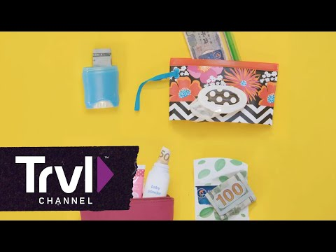 How to Hide Money in Plain Sight - Travel Channel