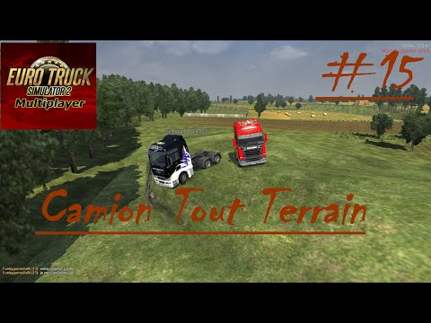 euro truck simulator 2 multijoueur camion tout terrain avec funkygamedu06 nc 15 youtube. Black Bedroom Furniture Sets. Home Design Ideas