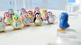 DigiFriends – интерактивные музыкальные пингвины DigiPenguins