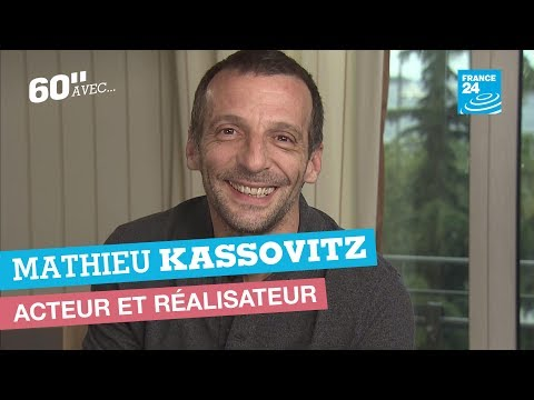 60 secondes de pur Mathieu Kassovitz