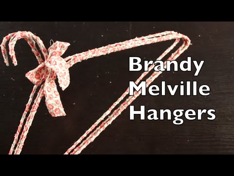 DIY Tutorial On How To Make Home Decor With Brandy Melville