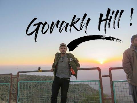 Crazy Trip To Gorakh Hill Station Dadu   vlog