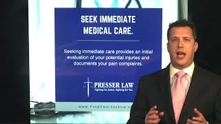 Benefits of Immediate Medical Care in Injury Cases | Personal Injury Attorney