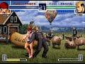 KOF 2002 Kim&Shermie - Yamazaki speed bug verified