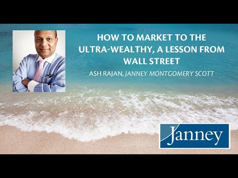 How to Market to the Ultra-Wealthy, A Lesson from Wall Stree