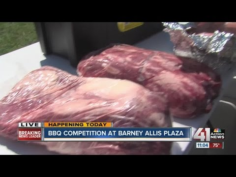 Teams prepare for Greater Kansas City Chefs Association BBQ Competition