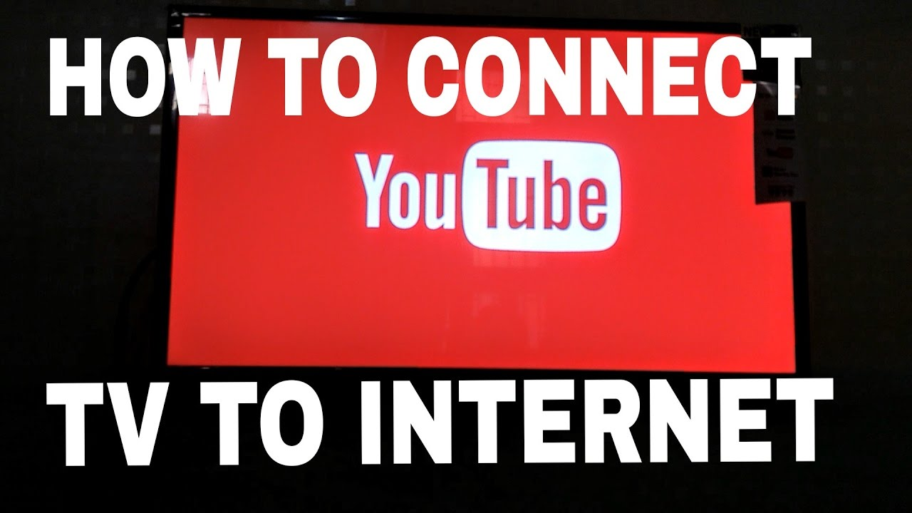 youtube.com how to connect to tv