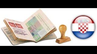 видео Оформление визы в Хорватию