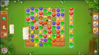 gardenscapes Level 153 No Booster   Super Hard l MiniGames