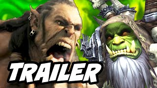 Warcraft Official Trailer Breakdown