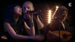 Nolwenn Leroy - Tri Martolod en duo avec Alan Stivell - Concert à Brest