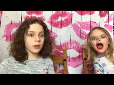 Taking over mom's channel Kisses By Jamie