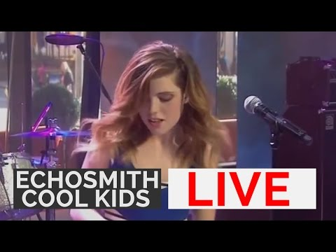 Echosmith - Cool Kids [Live Today Show HD]