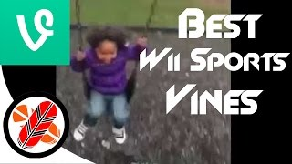 The BEST Wii Vines - Funny Wii sports Vines - Wii music Vine