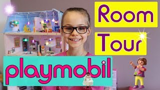 Luisas Playmobil Roomtour| Mädchenzimmer