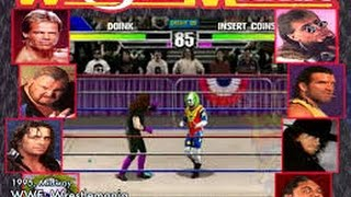 Game | WWF Wrestlemania The Arcade Game Arcade | WWF Wrestlemania The Arcade Game Arcade