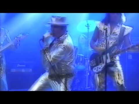 The Black Sweden - Smoke On The Water / Mamma Mia - Studio Peformance