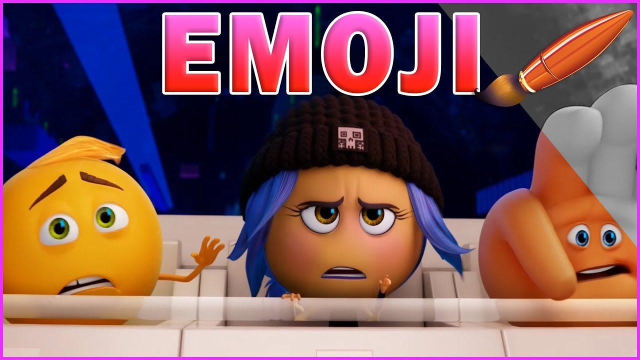 Emoji Movie Coloring Jailbreak Hi 5 And Gene Kids Coloring Book Coloring Pages For Children Youtube