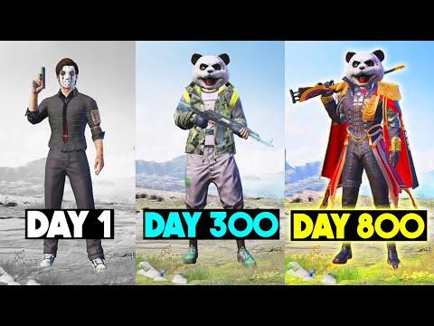 PANDA 800 DAYS