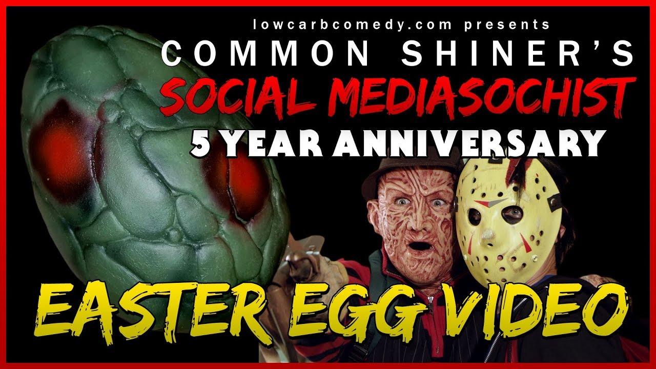 Social Mediasochist Easter Eggs Revealed! | BTS 5 Year Anniversary |  Lowcarbcomedy