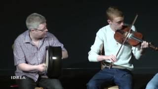 Martin O'Neill - teacher's recital, Part 1 - Craiceann Bodhran Festival 2013
