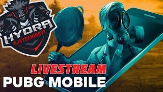 H¥DRA | ムjムy // Level UP the Game , Brace up for Season 4 || Pubg Mobile