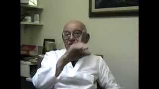 Samuel Tasker MD (Part 1 of 2) with S.H. Shakman, 1995, on Autohemotherapy, Smallpox Vaccine, etc.