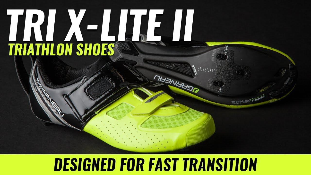 23391b100d5 Tri X-Lite II Garneau Triathlon Shoes – Designed for Fast Transition Final