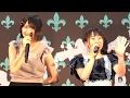 170611 坂口渚沙 佐藤七海 (AKB48 チーム8)~ワッショイB!・さよならクロール・12…