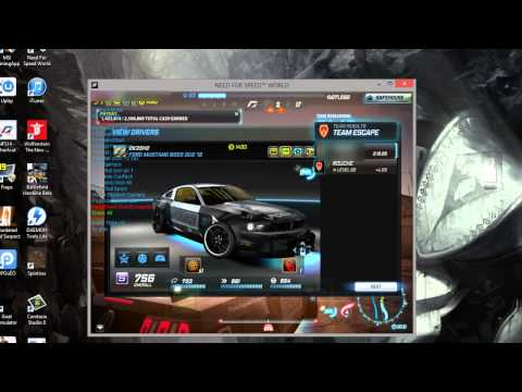 Need For Speed World Trainer+Team Escape Farm