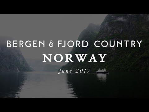 Norway // June 2017 (Bergen & Fjord Country)