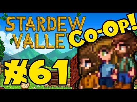 STARDEW VALLEY: Co-Op Multiplayer! - Episode 61