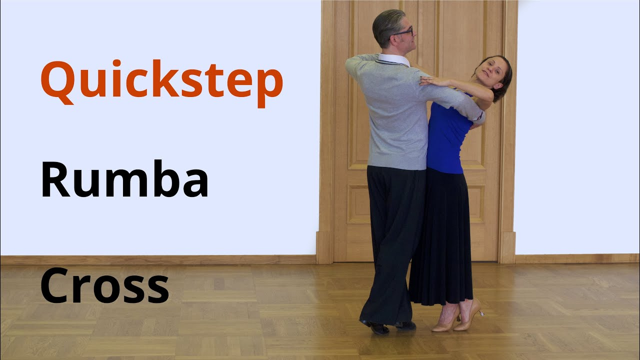 Quickstep Rumba Cross Amp Routine Ballroom Dance Total
