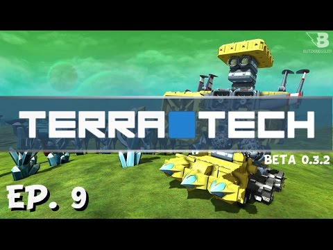Reaching 500 mph! - Ep. 9 - TerraTech - Let's Play