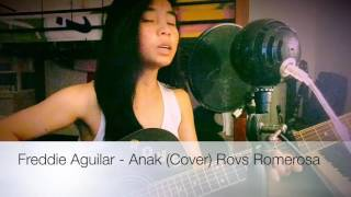 Freddie Aguilar Anak Cover Rovs Romerosa