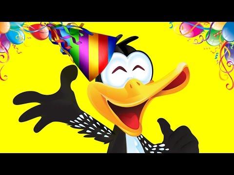 Cumpleaños Feliz [Oficial] El Patito Juan Y Las Ardillitas Cristianas - 11
