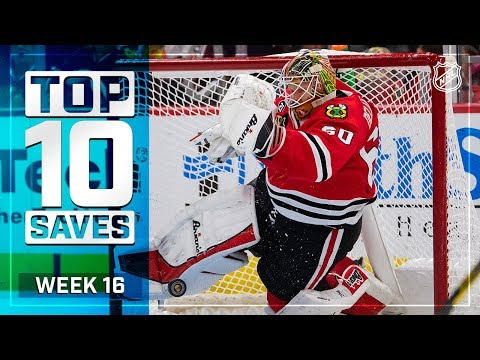 Top 10 Saves from Week 16