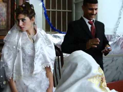 حفل زواج قبطي أرثوذكسي: جزء 1 من 9