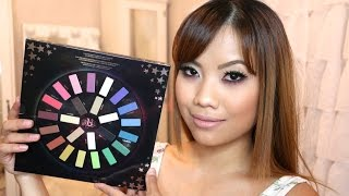 KAT VON D Mi Vida Loca Remix Eyeshadow Palette REVIEW | WorTh the hYpe?!