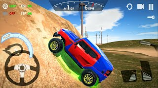 Ultimate Offroad Simulator #12 SUV Stunts and Climbs! Android gameplay