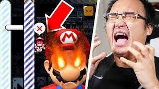 ÊTES-VOUS SÉRIEUX LES BOYS ?! | Super Mario Maker