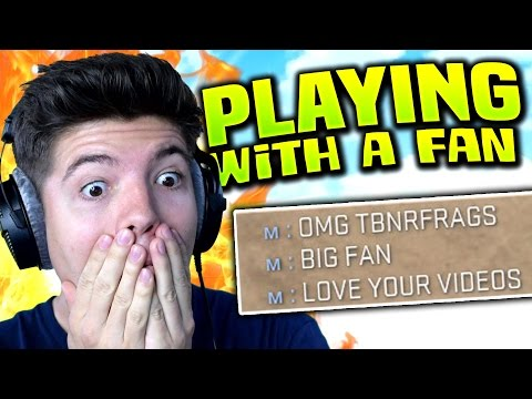 """""""PLAYING WITH A FAN!"""" - COMPETITIVE MATCH - (Counter Strike: CSGO)"""