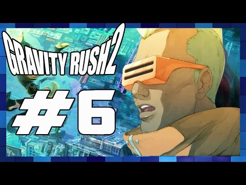 Gravity Rush 2 - Walkthrough Part 6 Episode 5: Circles In The Water