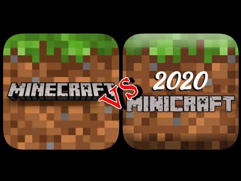 Minecraft 2020 VS Minicraft 2020