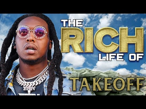 Takeoff | The RICH Life | Forbes Net Worth ( Mansion, Car, Chains & more )